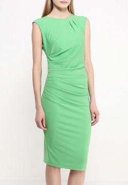 Платье Rinascimento                                                                                                              зелёный цвет