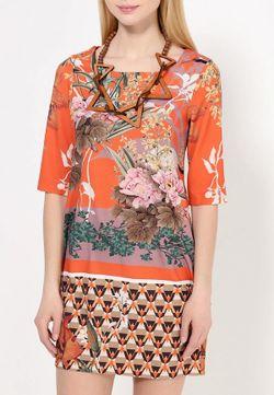 Платье Rinascimento                                                                                                              многоцветный цвет