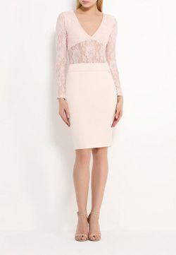 Юбка Rinascimento                                                                                                              розовый цвет