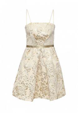 Платье Rinascimento                                                                                                              бежевый цвет