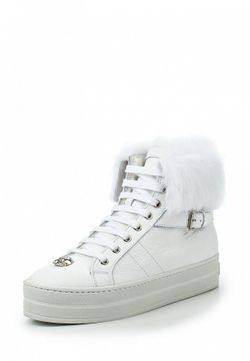 Кеды Richmond                                                                                                              белый цвет