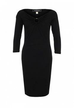 Платье Roccobarocco                                                                                                              черный цвет
