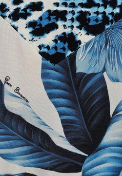 Туника Roccobarocco Knitwear                                                                                                              голубой цвет