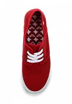 Кеды Roxy                                                                                                              красный цвет