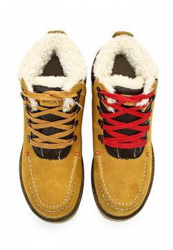 Ботинки Roxy                                                                                                              желтый цвет