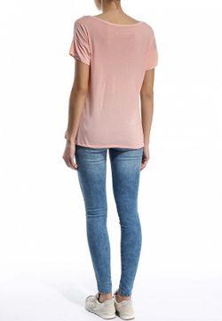 Футболка Roxy                                                                                                              розовый цвет