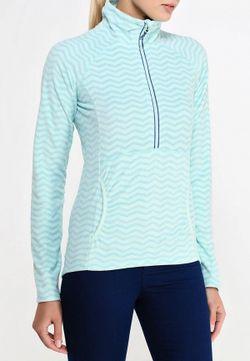 Олимпийка Roxy                                                                                                              Бирюзовый цвет