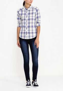 Рубашка Roxy                                                                                                              бежевый цвет