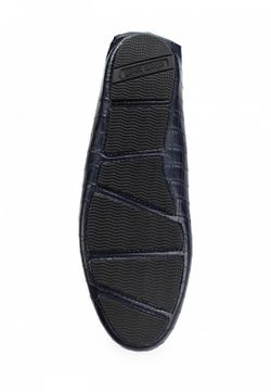 Мокасины Roberto Cavalli                                                                                                              синий цвет