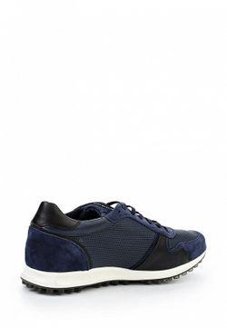 Кроссовки Roberto Cavalli                                                                                                              синий цвет