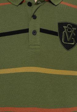 Поло Savage                                                                                                              зелёный цвет