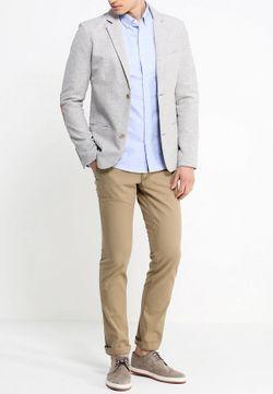 Пиджак Savage                                                                                                              серый цвет