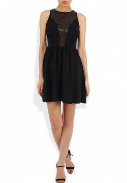 Платье Savage                                                                                                              черный цвет
