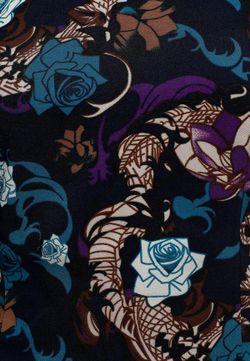 Платье Savage                                                                                                              синий цвет