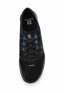 Кроссовки Salomon                                                                                                              черный цвет