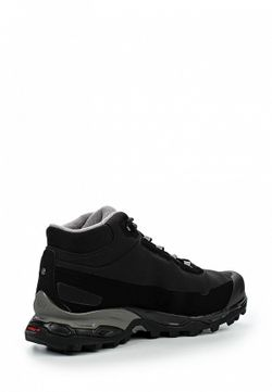 Ботинки Salomon                                                                                                              чёрный цвет