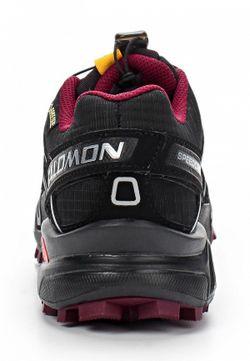 Кроссовки Salomon                                                                                                              чёрный цвет