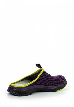 Сабо Salomon                                                                                                              фиолетовый цвет