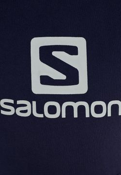 Худи Salomon                                                                                                              синий цвет