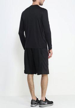 Лонгслив Спортивный Salomon                                                                                                              черный цвет