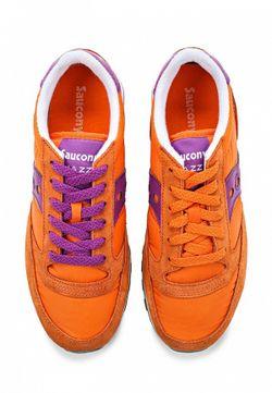 Кроссовки Saucony                                                                                                              оранжевый цвет