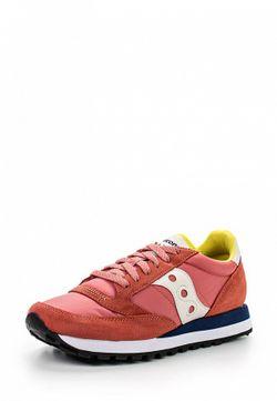Кроссовки Saucony                                                                                                              розовый цвет