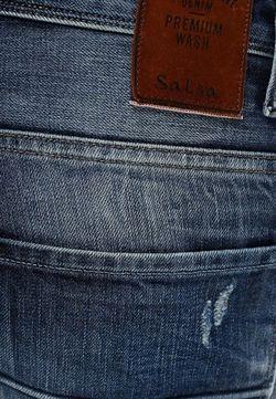 Джинсы Salsa                                                                                                              синий цвет