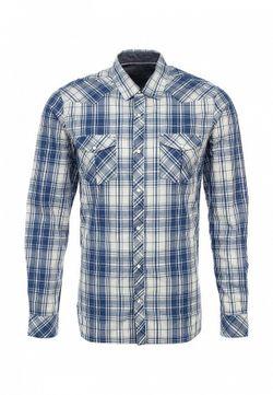 Рубашка Salsa                                                                                                              синий цвет