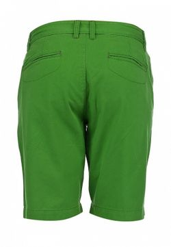 Шорты Sela                                                                                                              зелёный цвет