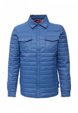 Куртка Утепленная Sela                                                                                                              синий цвет
