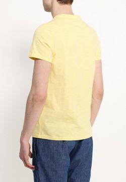 Футболка Sela                                                                                                              желтый цвет