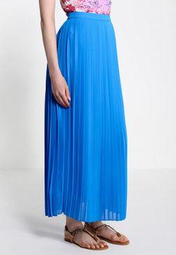Юбка Sela                                                                                                              синий цвет