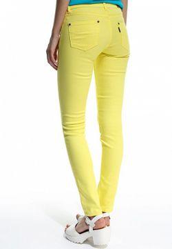 Брюки Sela                                                                                                              желтый цвет