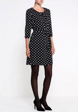 Платье Sela                                                                                                              чёрный цвет