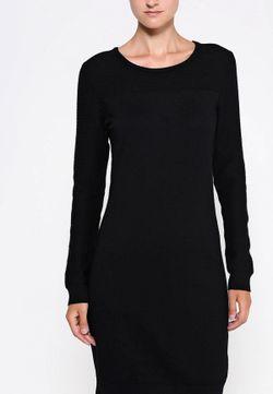 Платье Sela                                                                                                              черный цвет