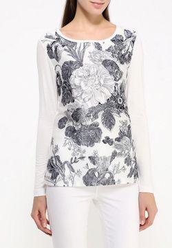 Блуза Sela                                                                                                              многоцветный цвет