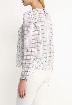 Блуза Sela                                                                                                              белый цвет