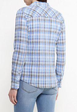 Рубашка Sela                                                                                                              голубой цвет