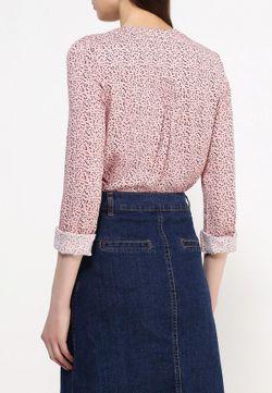 Блуза Sela                                                                                                              розовый цвет