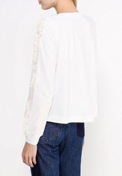 Блуза See By Chloe                                                                                                              белый цвет