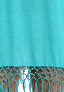 Туника Пляжная Seafolly                                                                                                              голубой цвет
