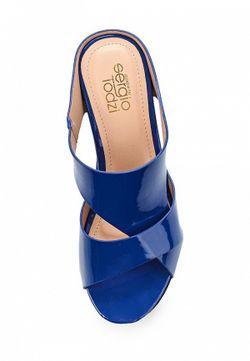 Сабо Sergio Todzi                                                                                                              синий цвет