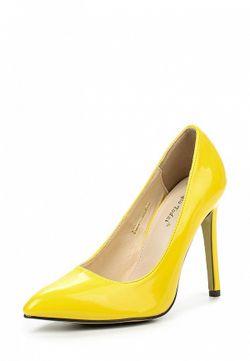 Туфли Sergio Todzi                                                                                                              желтый цвет