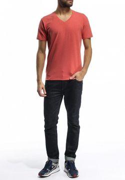 Футболка Selected Homme                                                                                                              красный цвет
