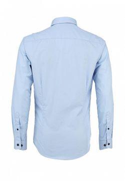 Рубашка Selected Homme                                                                                                              голубой цвет