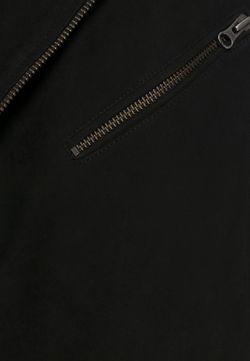 Куртка Кожаная Selected Homme                                                                                                              чёрный цвет