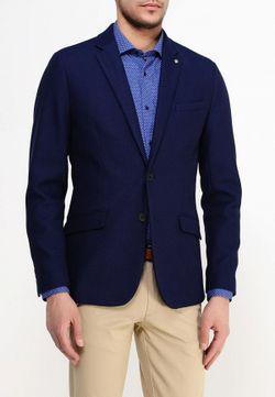 Пиджак Selected Homme                                                                                                              синий цвет