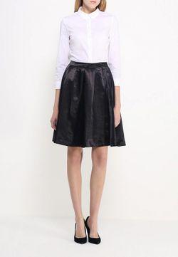 Юбка Selected Femme                                                                                                              черный цвет