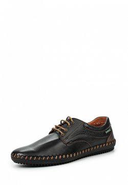 Туфли SHOIBERG                                                                                                              коричневый цвет