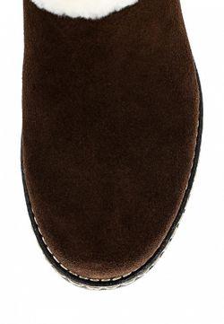 Полусапоги SHOIBERG                                                                                                              коричневый цвет